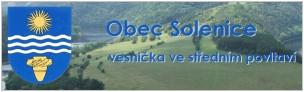 Obec Solenice